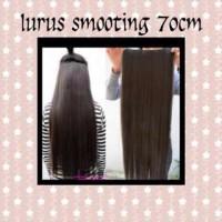 Hairclip Lurus Smooting 70cm
