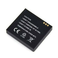 Jual Battery Replacement for Xiaomi Yi 1010 mAh (OEM) - Black Murah