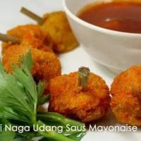 Harga Ekado Kaki Naga Udang Travelbon.com