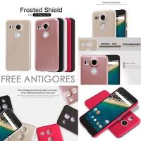 Nillkin Frosted Shield LG Nexus 5X Hardcase Free Screen Guard