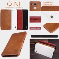 Nillkin Qin Series Leather Case LG Nexus 5X Flip Cover Diary Book