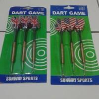 Jual Pin Dart Game Sunway Murah