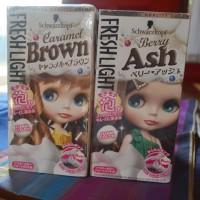 Schwarzkopf Freshlight Hair Color (FOAM)