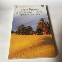 Kekasih Pangeran Gurun / The Desert prince's mistress (Sharon Kendrick