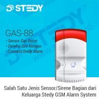 Sensor Gas Elpiji GAS-88 - Stedy