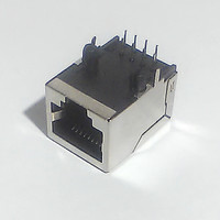 Soket female RJ45 8pin 8p LAN UTP Ethernet socket rj-45 metal shielded