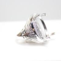 Ring / Cincin / Emban / Cangkang / Ikat / Perak 926 K284