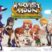 Game Harvest Moon : Seeds of Memories for iOS