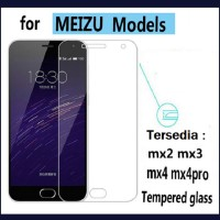 Meizu M2 Note - Mx2 - Mx3 - Mx4 - Mx4 Pro, Protector Tempered Glass