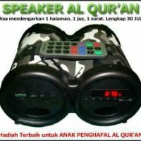Speaker Murottal Digital Al Qur'an Al Fath -Teropong