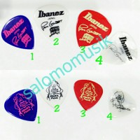 pick gitar ibanez signature paul gilbert series (4pcs)