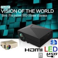 harga TiFo Portable Mini LED Projector GM60 lumens 1000 Tokopedia.com