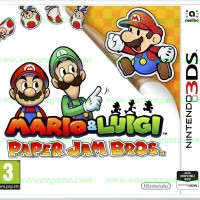 3DS Mario & Luigi: Paper Jam