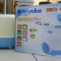 Miyako Rice Cooker Magic Com 3in1 MCM 606A Hemat Listrik Garansi Asli
