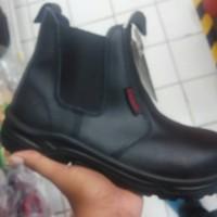 harga Sepatu KRISBOW SAFETY SHOES Gladiator Tokopedia.com