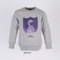 Jaket AUFA Kids Sz S, M / Sweater Anak / Jaket Gambar Robot / Sweater Anak TK