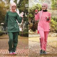 harga Baju Stelan Olahraga Qirani QDF 6/Baju Olahraga Muslimah Tokopedia.com