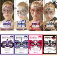 MEDIHEAL DRESS CODE FACE MASK KOREA (MASKER WAJAH MEDI HEAL)