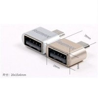 REMAX Micro USB To USB OTG Plug For Smartphone