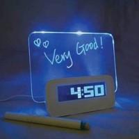 Digital Clock wth LED Board