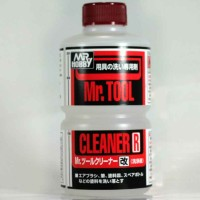 Mr color T-113 Mr Tool Cleaner R - Gundam model kitt paint