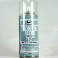 Mr color B513 - Mr Super Clear Gloss - cat Gundam model kit spray can