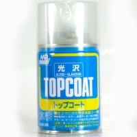 Mr color B-501 Top Coat Gloss -  cat Gundam model kit spray