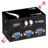 VGA SWITCH 2 PORT ( MT-VIKI MT-15-2CF )