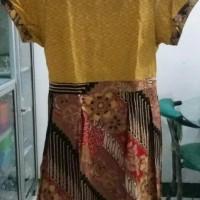 Dress Batik merk speeckless size L