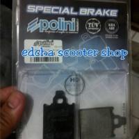 harga Kampas Rem Depan (brake Pad) Polini Untuk Vespa New Px Tokopedia.com