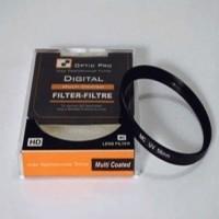 Optic Pro Filter MC (Multi Coated) UV 62mm
