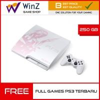 Sony Playstation 3 / PS3 Slim CFW 250GB Final Fantasy Edition