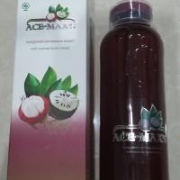 acemaxs - juice kulit manggis plus daun sirsak