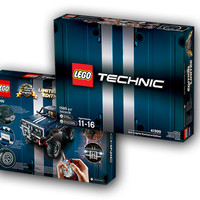 LEGO 41999 TECHNIC 4x4 (Crawler Exclusive Edition)
