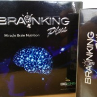 BRAINKING Plus Power Up your Brain | BRAINKING PALING LAKU SAAT INI