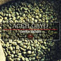 Green Bean/ Biji Kopi Arabica Aceh Gayo