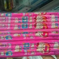 Pensil Anak Karakter Hello Kitty / Pensil Murah