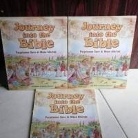 harga JOURNEY INTO THE BIBLE ( PERJALANAN SERU DI MASA ALKITAB) Tokopedia.com