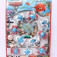 Mainan Bayi Anak Plane Set 10Pcs