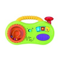 Mainan Bayi Anak Winfun Musical Radio