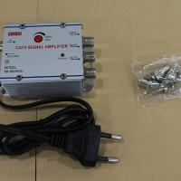 Menguatkan Sinyal TV TAMPA EFEK SAMPING 2 Splitter
