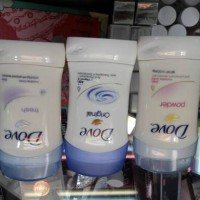 dove deodorant 45gr powder ori