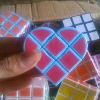 Rubik Love 1x3 Bluebase