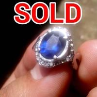 Royal Blue Saphire / Safire / Safir Afrika