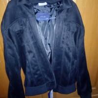 Jaket / blazer pria merk Zara original suede (kulit halus)
