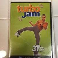 Dvd Senam Beachbody Turbo Jam - 3T (Totally, Tubular, Turbo)