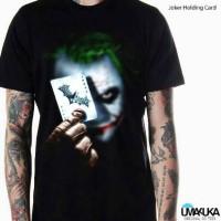 harga Kaos 3d Joker Holding/kaos3d Umakuka/kaos Bandung/kaos Pria/keren Tokopedia.com
