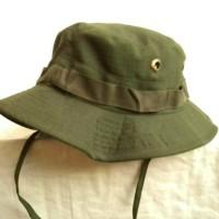 harga Topi Rimba Tentara, untuk Berburu, Hiking atau Mancing Tokopedia.com