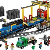 Lego 60052 - Cargo Train (New and Sealed)