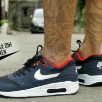 Sepatu Nike Airmax One Pria Kado Hadiah Olahraga Lari + Box